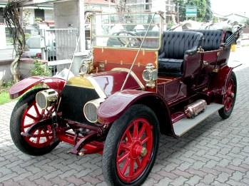 Restauro Lancia Alfa