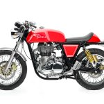 2013 Royal Enfield Continental GT side