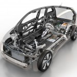 BMW bets on carbon fibre bodies for future cars