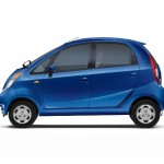 Tata Nano Twist : Power steering equipped Nano