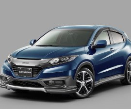 Honda Vezel Mugen front three quarters