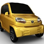 Quadricycle wars to heat up auto market in 2014