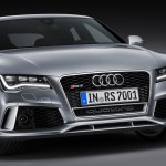 AUDI gets ready to launch the RS7 on 6th January