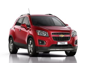 2014 Chevrolet Trax front three quarters