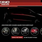 Details of the Maruti Suzuki Celerio Emerge