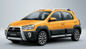 new car launches may 2014Toyota Etios Cross website up bookings started  AutoColumn