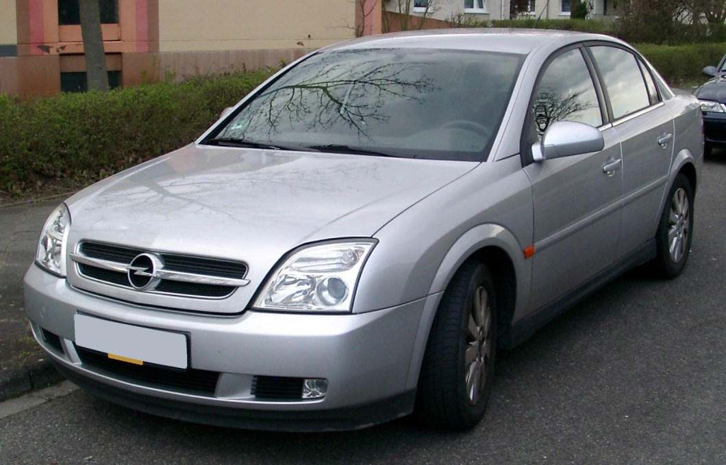 The Opel Vectra was launched by GM India but was never well received