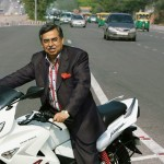 People who got India on Wheels-Two wheelers