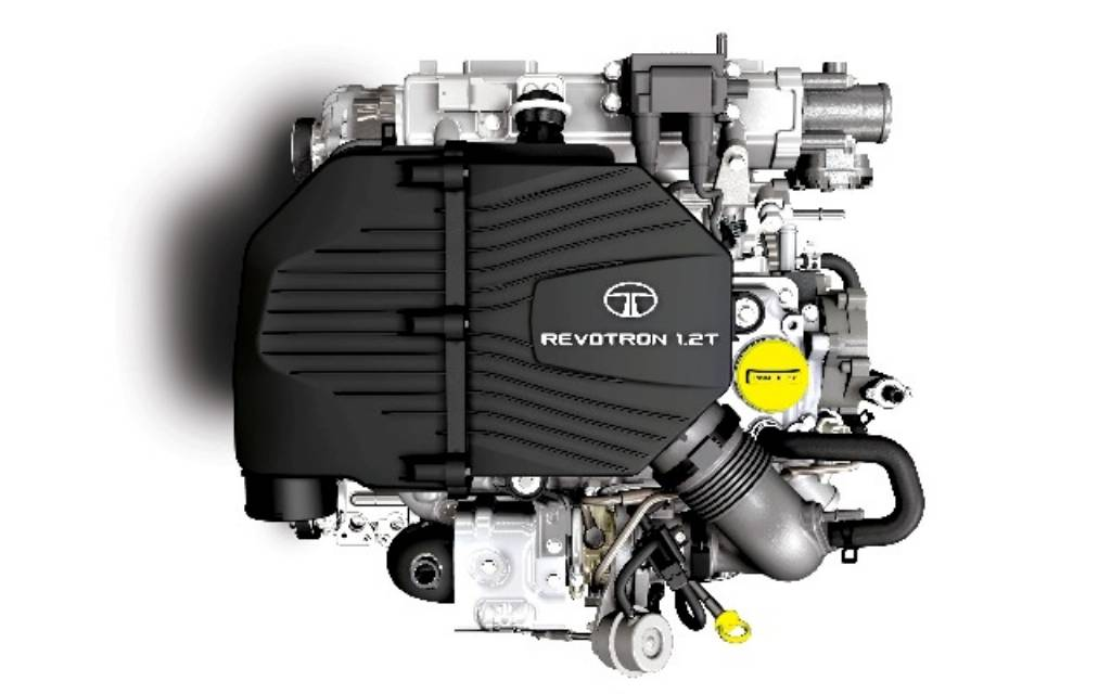 Tata 1.2 Litre turbo petrol engine
