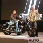 Harley Davidson Street 750 launched at Rs. 4.1 Lakhs