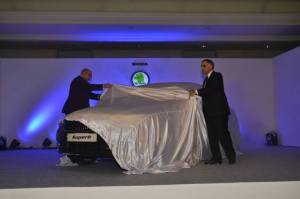 2014 Skoda Superb launched