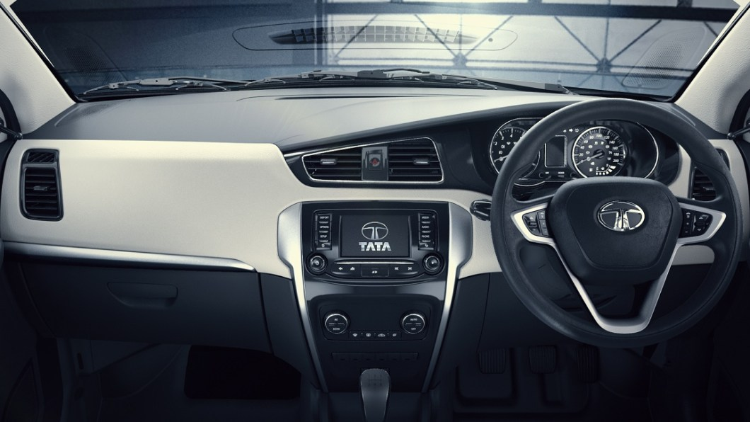2014 Tata Zest dashboard