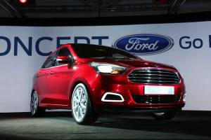 2015 Ford Concept front