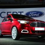 Ford Figo Concept unveiled – sub-4 meter compact sedan from Ford