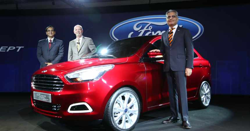 2015 Ford Concept unveiled
