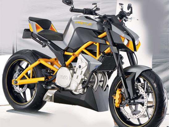 Hero Hastur 600cc concept bike