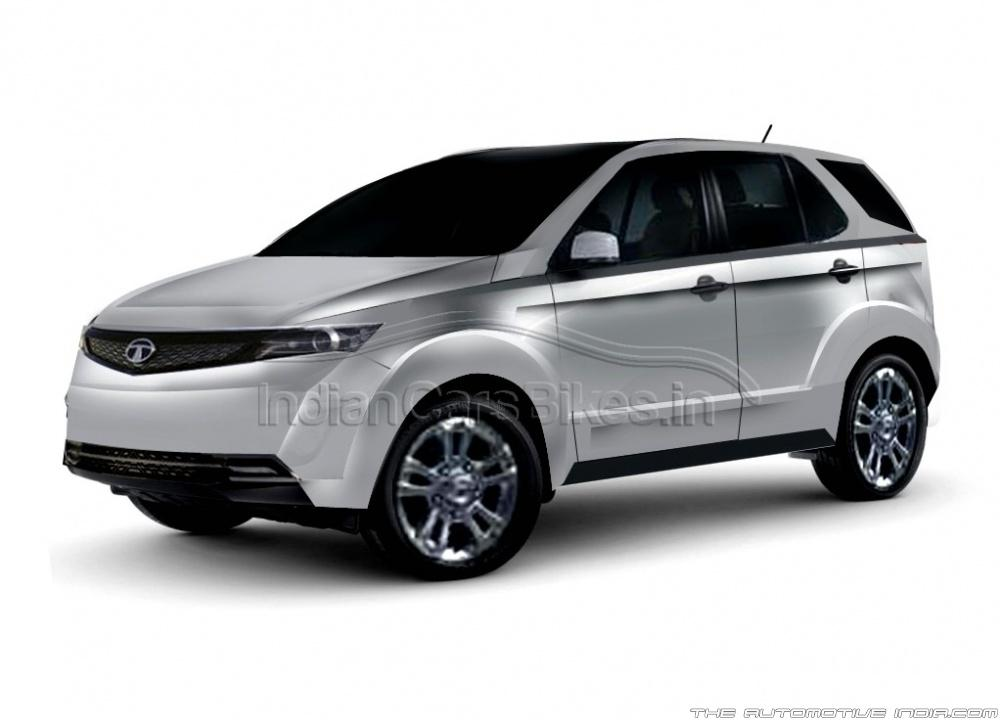 Tata S New Compact Suv To Be Called Nexon Autocolumn