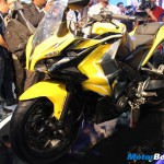 Bajaj Pulsar 400 CS and 400 SS