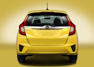 2015 Honda Jazz/Fit rear