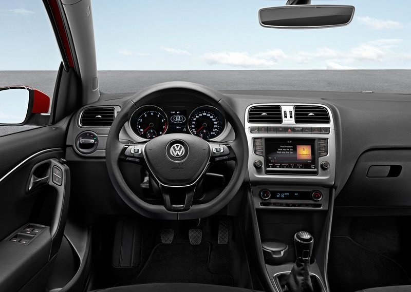 2014 Volkswagen Polo Interior
