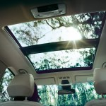 2014 BMW 3 series GT sunroof