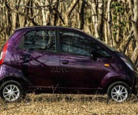 2014 Tata Nano twist side profile