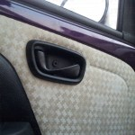 2014 Tata Nano twist front door