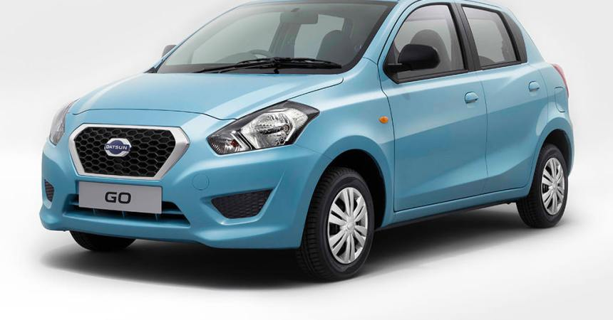 Datsun Go launched in India