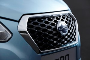 Datsun on-Do grille