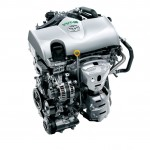 New fuel effiecient engines from Toyota