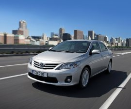 2013 Toyota Corolla Altis discontinued in India