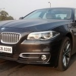 2014 BMW 520d Test drive review – sporty yet premium