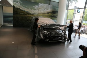 2014 BMW X5 launched in India