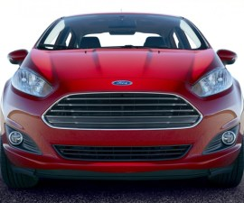 2014 Ford Fiesta Facelift