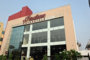 Indian Motorcycles dealership in India