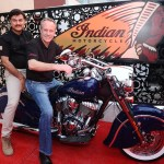 Indian Motorcycles inaugurates its first dealership in India