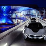 Progressive driving pleasure-BMW i8