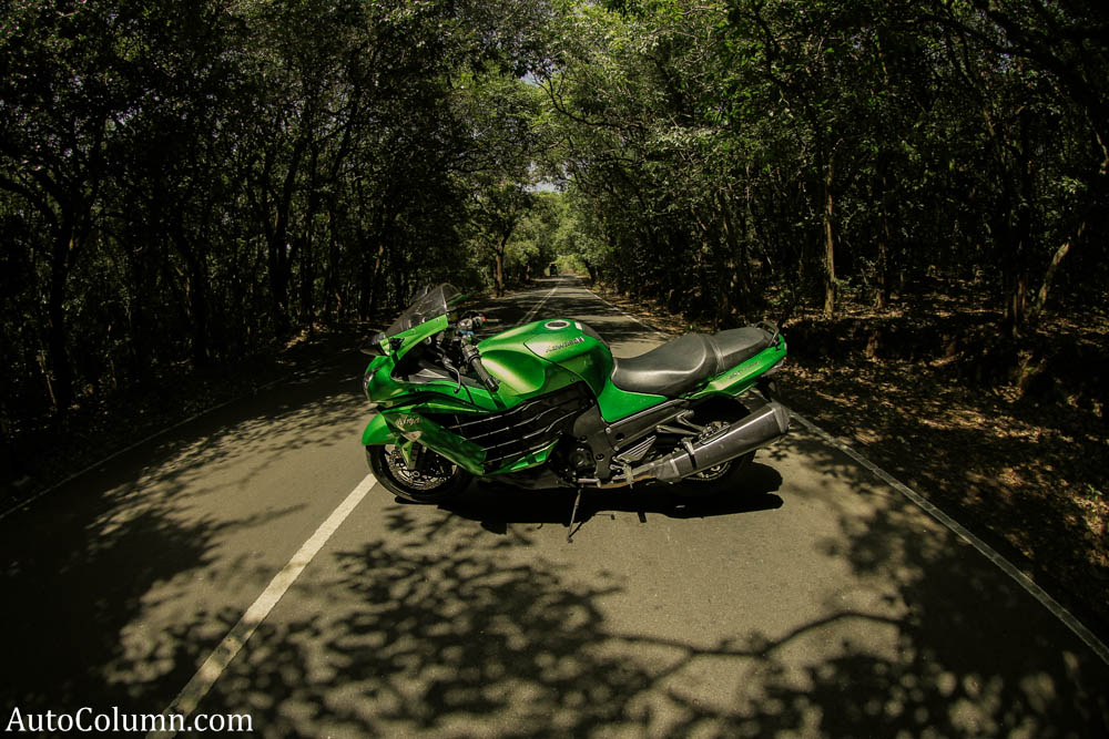 2014 Kawasaki in its element