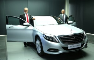 2014 Mercedes Benz S350 CDI launched in India at Rs. 1.07Cr (ex showroom Pune)