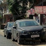 2015 Maruti Suzuki S-Cross spotted in India