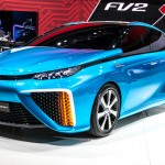 Toyota to roll out hydrogen fuel cell powered cars this December