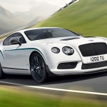 Bentley Continental GT3-R Unveiled At Goodwood FOS
