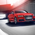 Audi A3 production commenced, launch in August