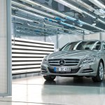 Mercedes–Benz Introduces 2014 Edition of CLS 350