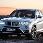 BMW launches the all new 2014 BMW X3 in India [Image update]