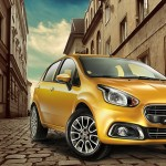 Fiat launched the all new Fiat Punto Evo today in New Delhi.