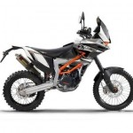 Rumors about the KTM 390 Adventure surface once again