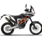 The Austrian motorcycle manufacturer denies the KTM 390 Adventure