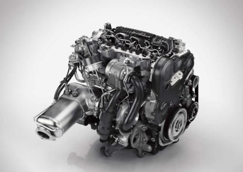 2015 volvo XC90 engine