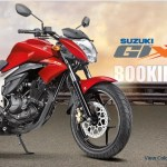 Suzuki Gixxer priced at Rs 84,344 (on-road, Mumbai)